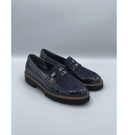 Gabor Patent & Suede Loafer (Available in 2 Colours)