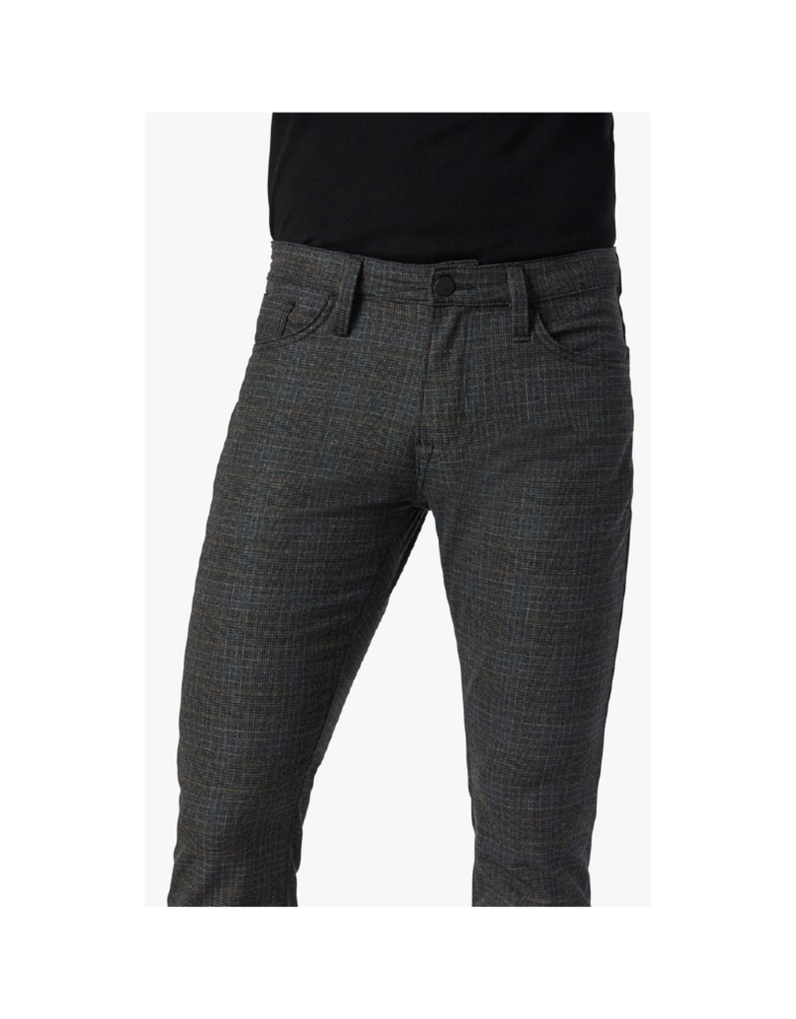 34 Heritage Cool Smoke Fancy Checked