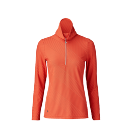 Floy Long Sleeve Roll Neck Top