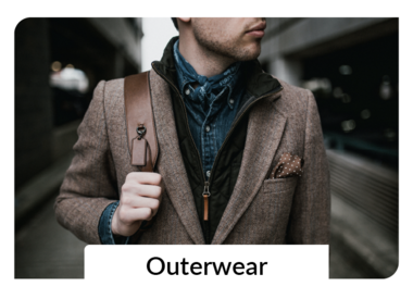 Outerwear + Leather
