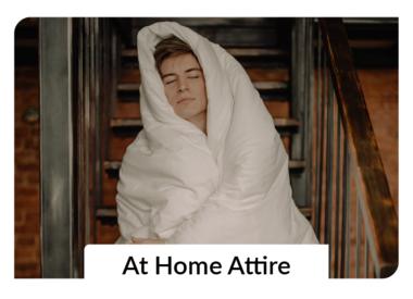 Comfy at Home Apparel