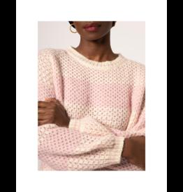 FRNCH Niara Oversized Stripe Sweater