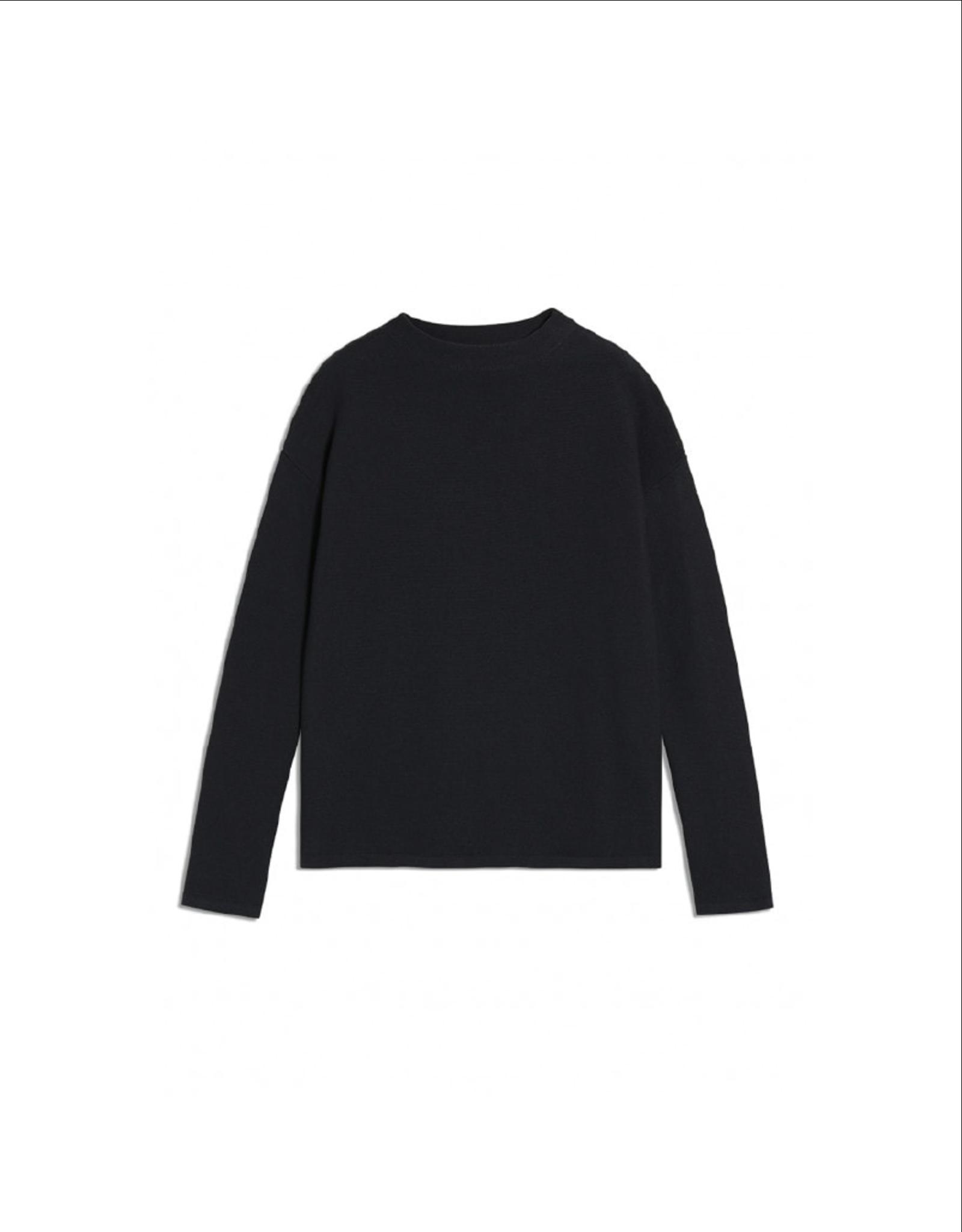 Armedangels Mock Neck Sweater