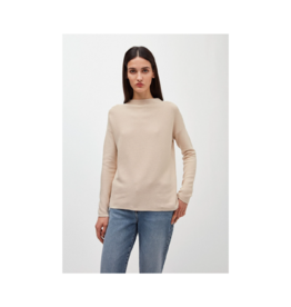 Armedangels Mock Neck Sweater (5 Colours Available)