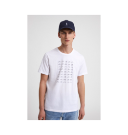 Armedangels Jaames 45 Bikes Cotton Tee (2 Colours Available)