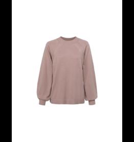 YaYa Balloon Sleeve Cashmere Blend Sweater