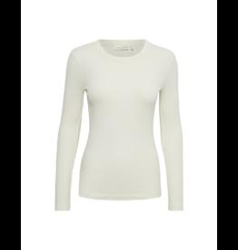 Inwear Dagna Crewneck Rib Top (2 Colours Available)