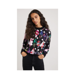 desigual Printed Sweater
