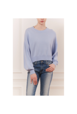 Iris Crewneck Drop Shoulder Sweater