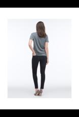 AG Jeans Legging Ankle Coal Grey