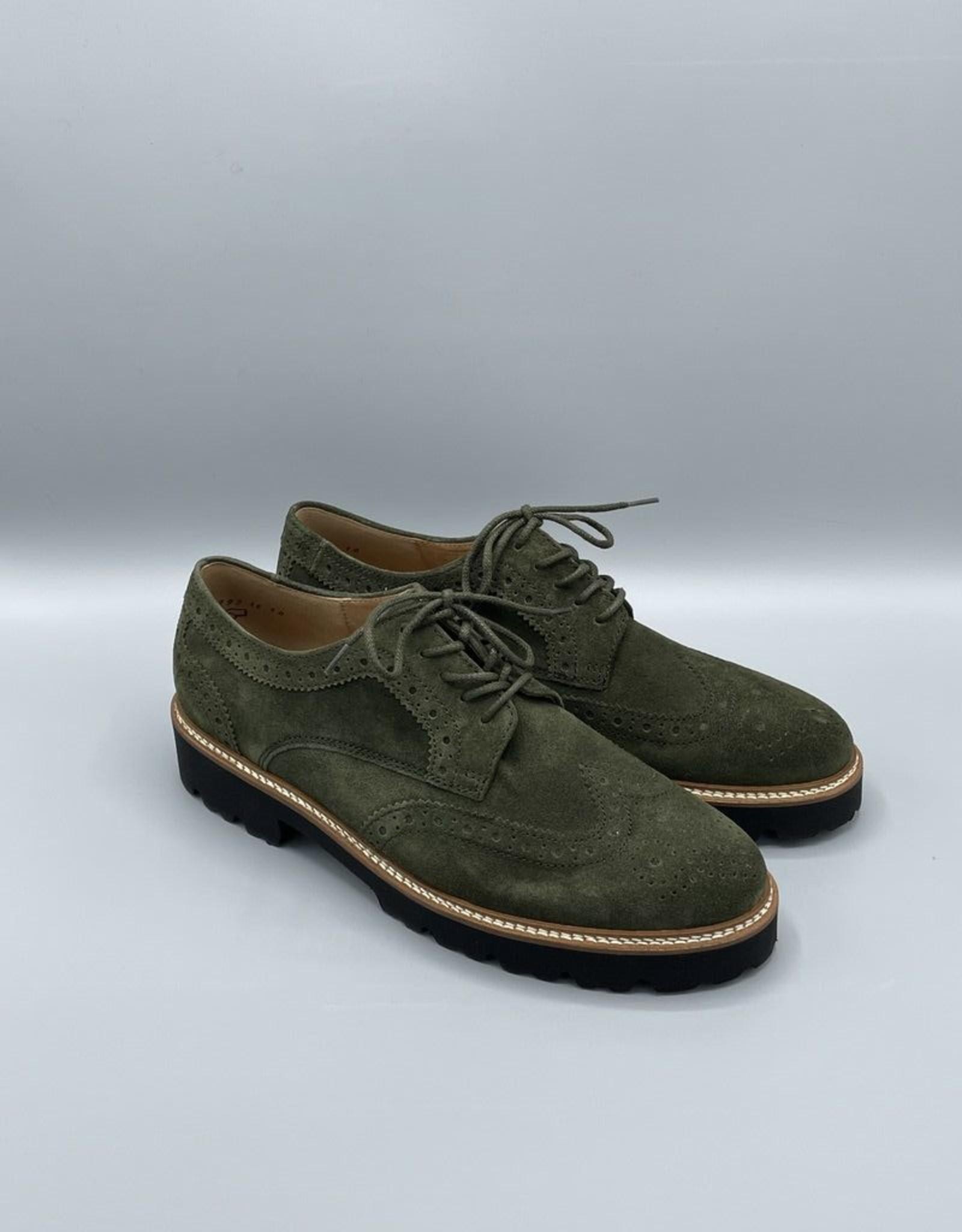Gabor Gabor Suede Derby Shoes