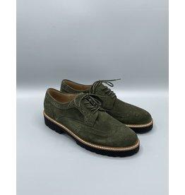 Gabor Suede Derby Shoes