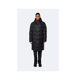 Rains Long Puffer Jacket (2 Colours Available)