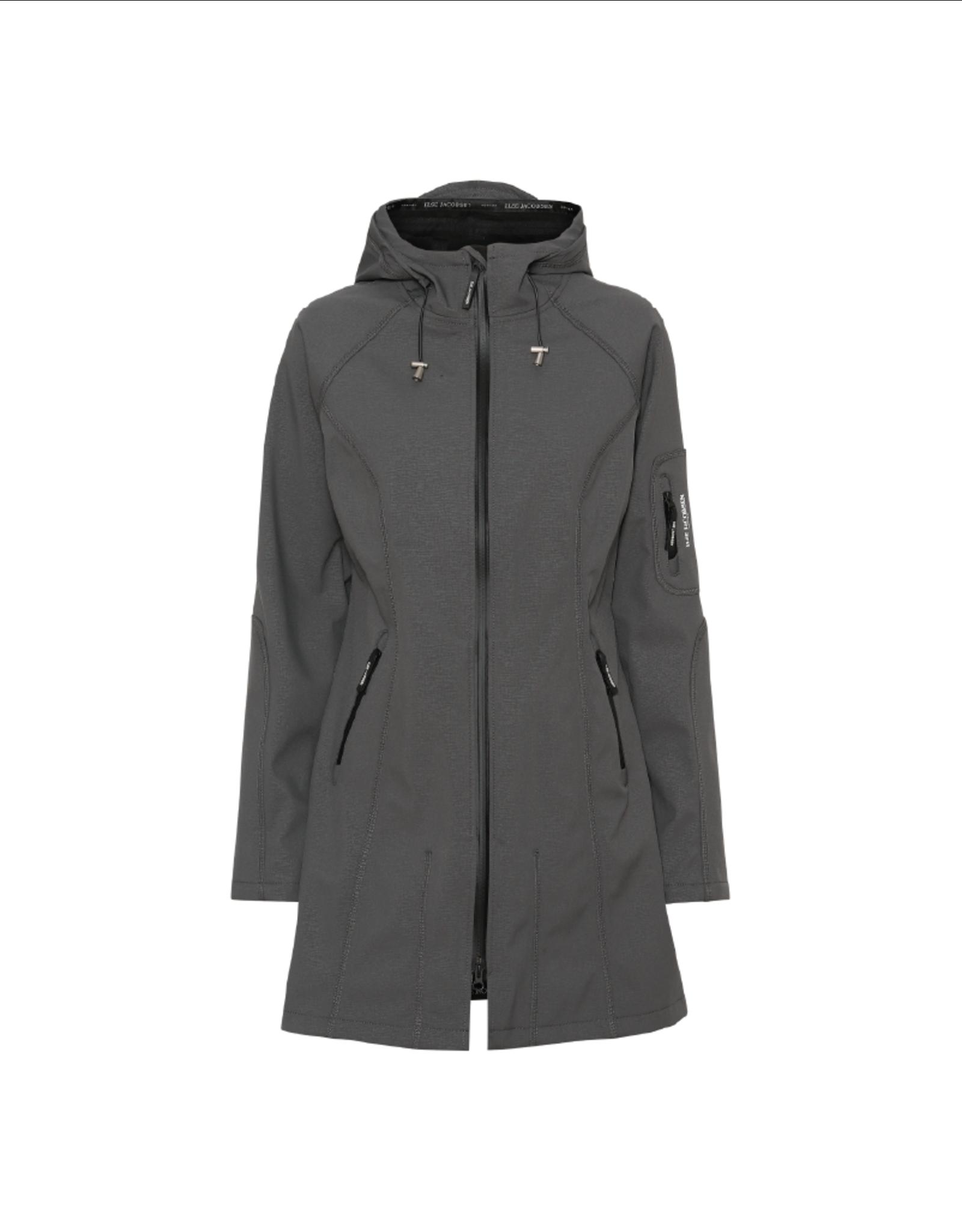 Ilse Jacobsen Waterproof Matte 3/4 Raincoat