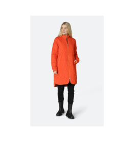 Ilse Jacobsen Padded Quilted Coat (2 Colours Available)