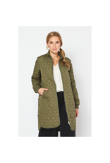 Ilse Jacobsen Padded Quilted Coat