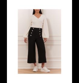 Iris Coulotte Button Front Pant