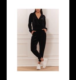 Iris Back Zipper Jumpsuit (2 Colours Available)