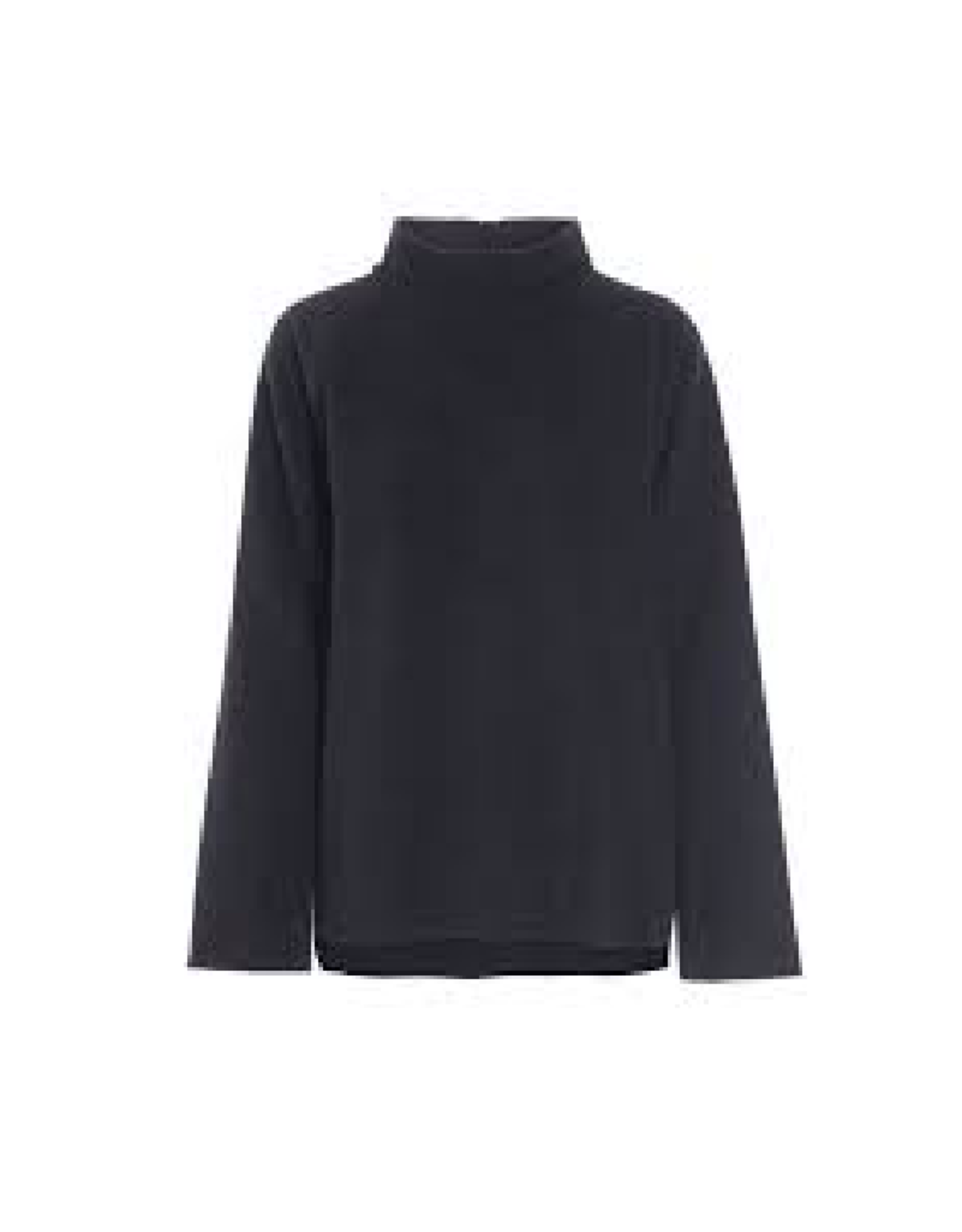 Henriette Steffensen Fleece Mock Neck Sweater