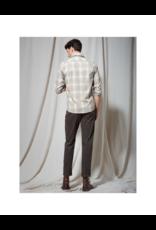 Fynch Hatton Flannel Kent Collar L/S Button Up