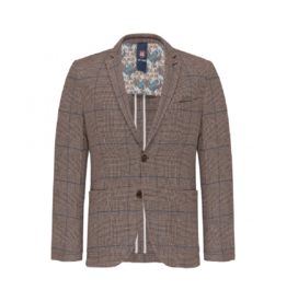 Club Of Gents Consti Soft Shoulder Jacket (REG & TALL)