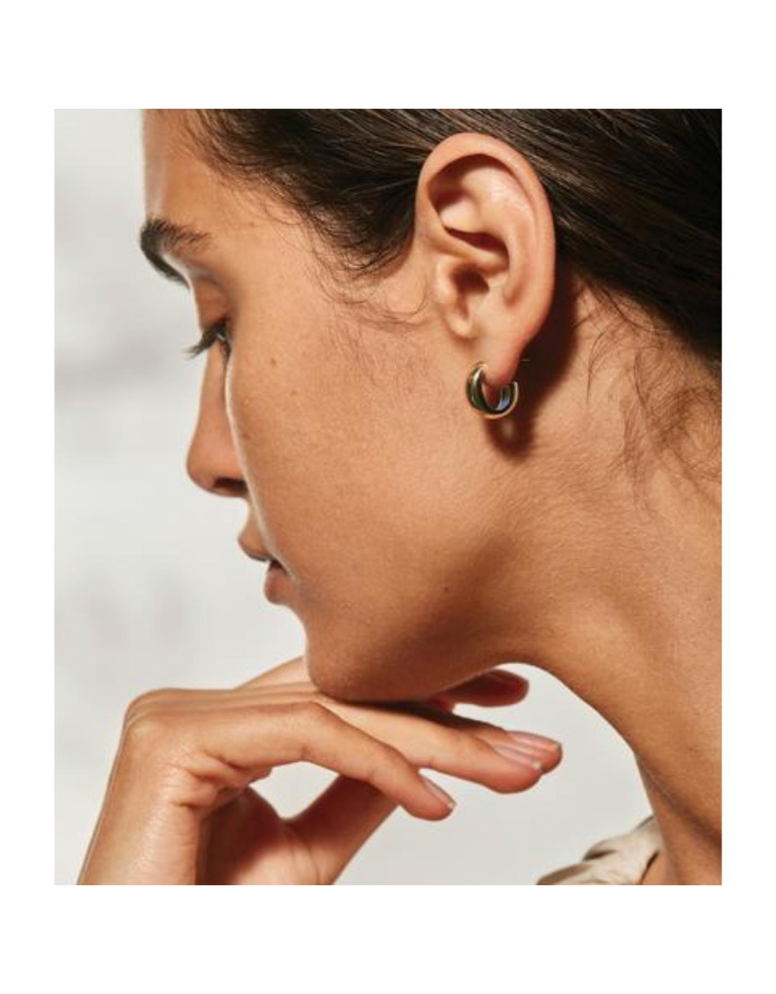Jenny Bird Summer '21 Huggies Earrings