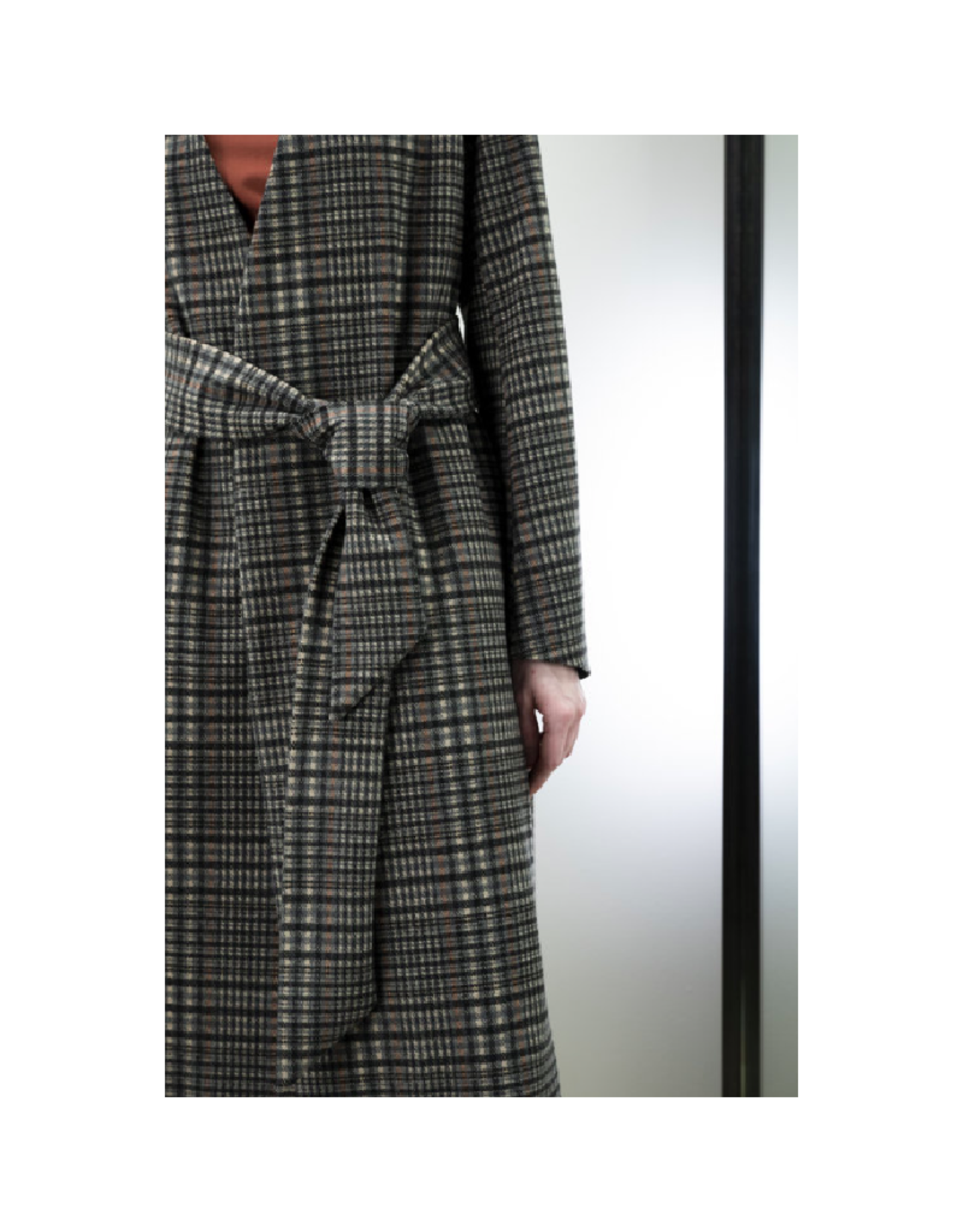 Bodybag Harbor Long Velour Jacket