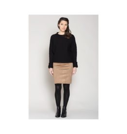 Ruelle Caracas Quilted Sweater