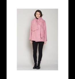 Ruelle Pretzel Neck Wrap Jacket (2 Colours Available)