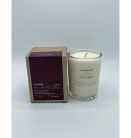 Autumn Leaves Small Candle (3 Scents Available)