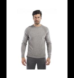 Raffi Crewneck Cashmere Sweater (2 Colours Available)