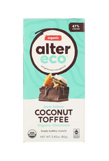 Alter Eco Alter Eco - Chocolate Bar, Dark Coconut Toffee