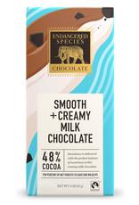 Endangered Species Endangered Species - Milk Chocolate Bar, Sea Otter Smooth Milk