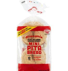 Josephs Josephs - Bread, Mini Pita Flax Oat (227g)