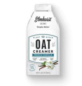 Elmhurst Elmhurst - Oat Creamer, French Vanilla (473ml)