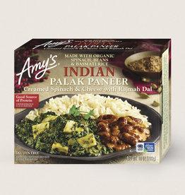Amy's Kitchen Amys Kitchen - Frozen Meals, Indian Palak Paneer (284g)