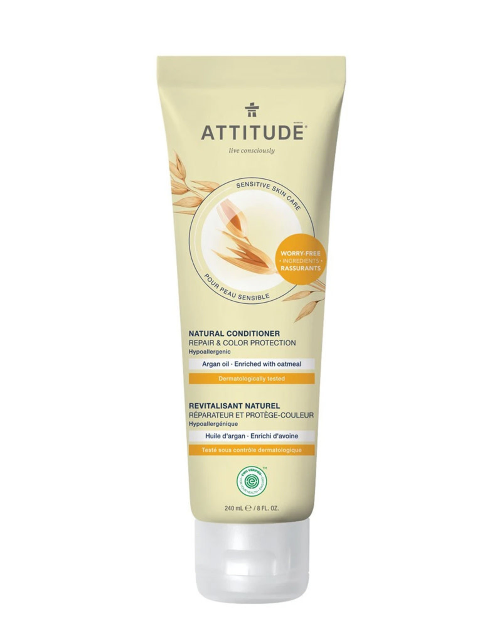 Attitude Attitude - Conditioner, Argan (240ml)