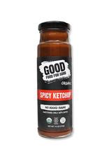 Good Food For Good Good Food For Good - Organic Ketchup, Spicy (250ml)