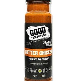 Good Food For Good Good Food For Good - Sauce, Butter Chicken (250ml)