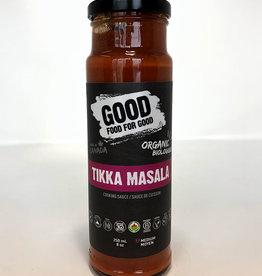 Good Food For Good Good Food For Good - Sauce, Tikka Masala (250ml)