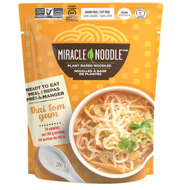 Miracle Noodle Kitchen Miracle Noodle - Ready-to-Eat, Thai Tom Yum Noodle Soup