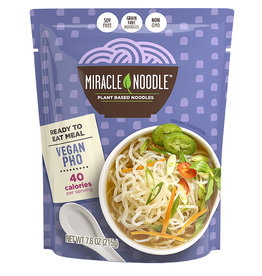 Miracle Noodle Kitchen Miracle Noodle - Ready-to-Eat, Vegan Pho