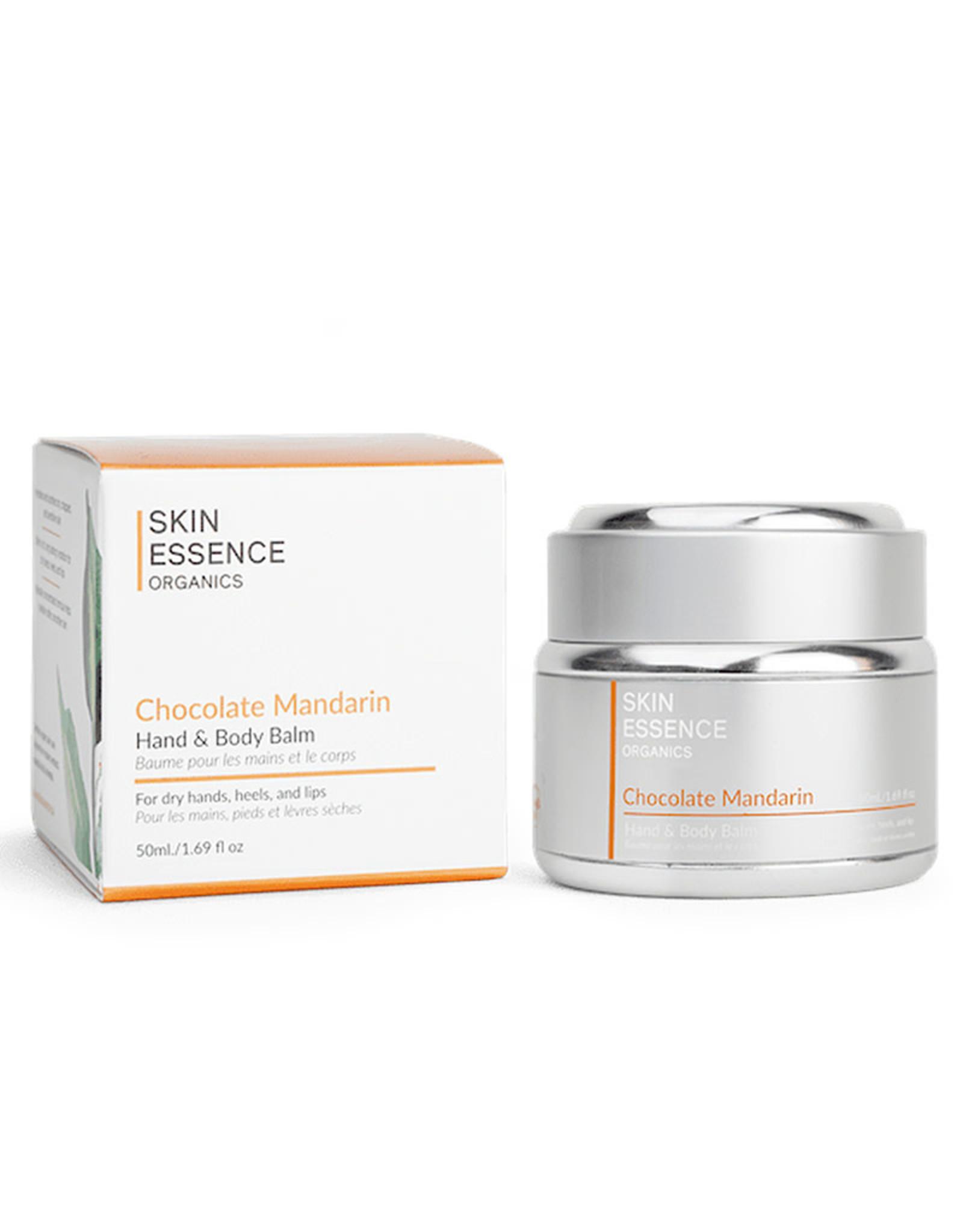 Skin Essence Skin Essence Organics - Hand & Body Balm, Chocolate Mandarin