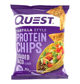 Quest Nutrition Quest - Tortilla Chips, Loaded Taco (32g)