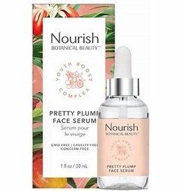 Nourish Organic Nourish Organic - Pretty Plump Face Serum (30ml)