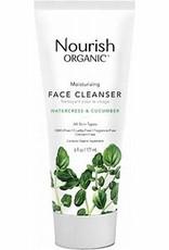Nourish Organic Nourish Organic - Moisturizing Face Cleanser (177ml)