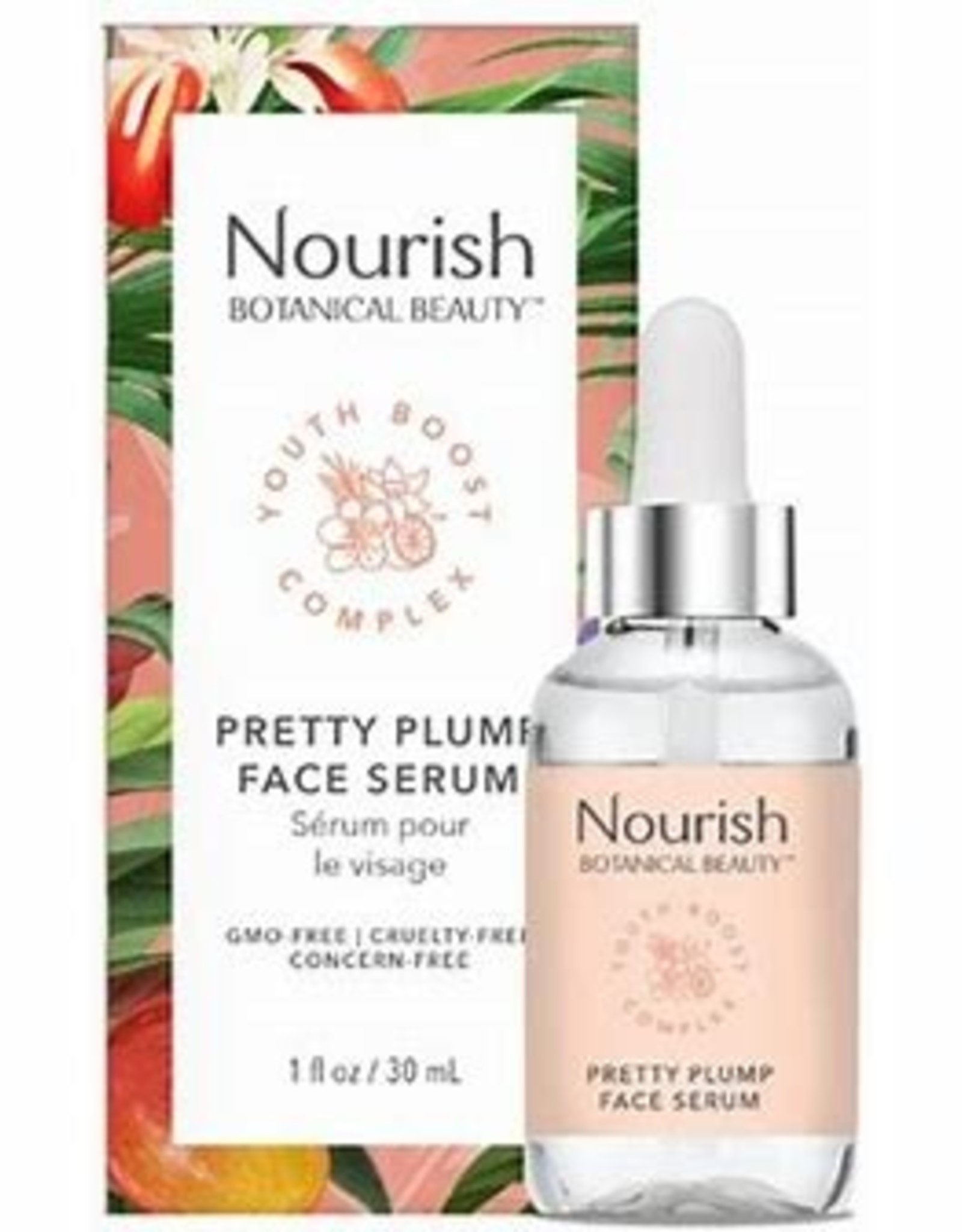 Nourish Organic Nourish Organic - Age Defense Face Serum (20ml)
