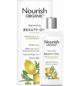 Nourish Organic Nourish Organic - Replenishing Beauty Oil (100ml)