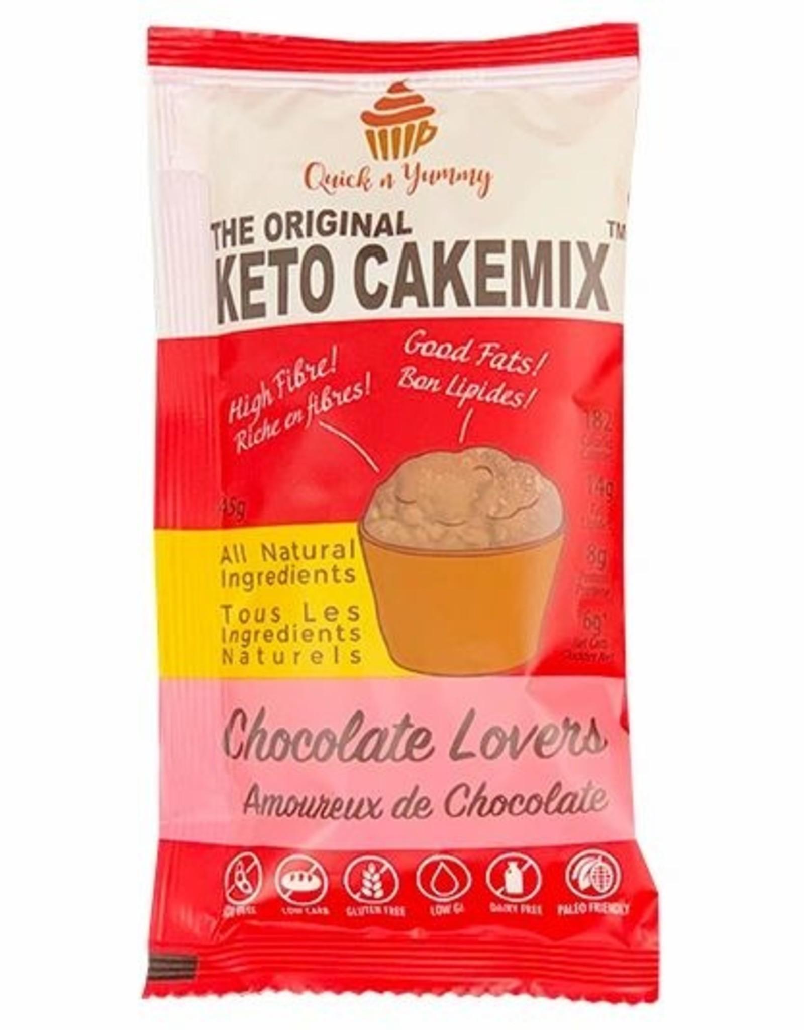Nolaa Granola Nolaa Granola - Keto Cake Mix, Chocolate Lovers