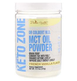 Divine Health Divine Health - MCT Oil Powder, French Vanilla